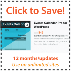 Events Calendar Pro for WordPress Version 4.7.7